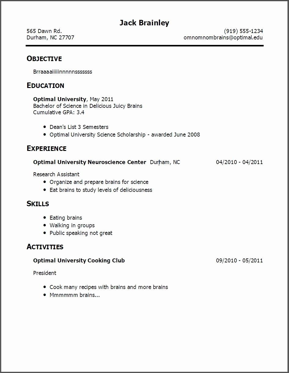 first time job resume in examples template student free copy and paste sample format for Resume First Time Student Resume