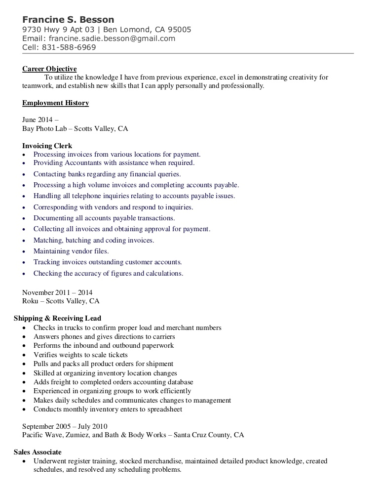 formal resume and body works job description for conversion gate02 thumbnail going home Resume Bath And Body Works Job Description For Resume