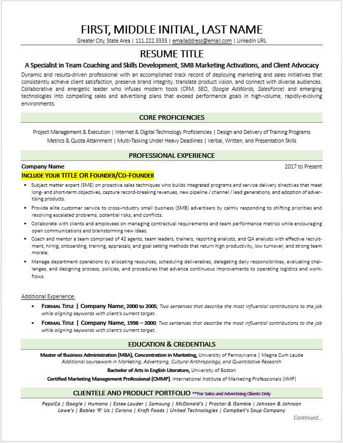 former business owner resume example tips for owning your own fences seo copywriter mssu Resume Resume For Owning Your Own Business
