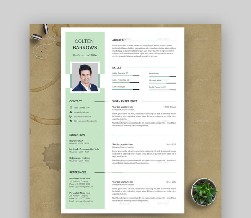 free creative resume templates word downloads for awesome microsoft template progressive Resume Free Awesome Resume Templates Microsoft Word