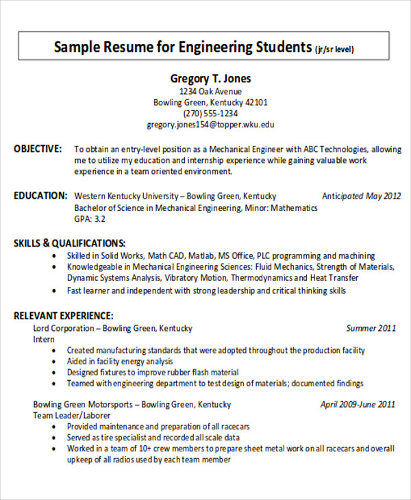 free examples of career objective templates in ms word pdf good statement for resume Resume Good Career Objective Statement For Resume