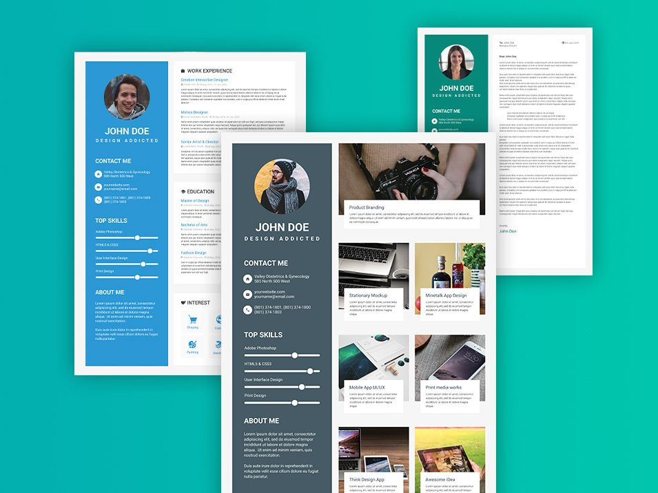 free material design resume template with elegant style best gmat on appropriate email Resume Material Design Resume Template Free