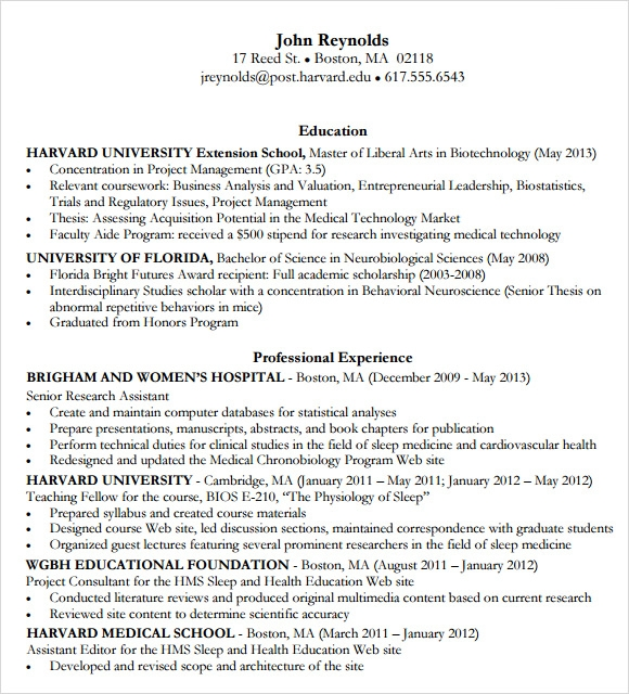free mba resume templates in pdf harvard business school template unl android fragment Resume Harvard Business School Resume Template