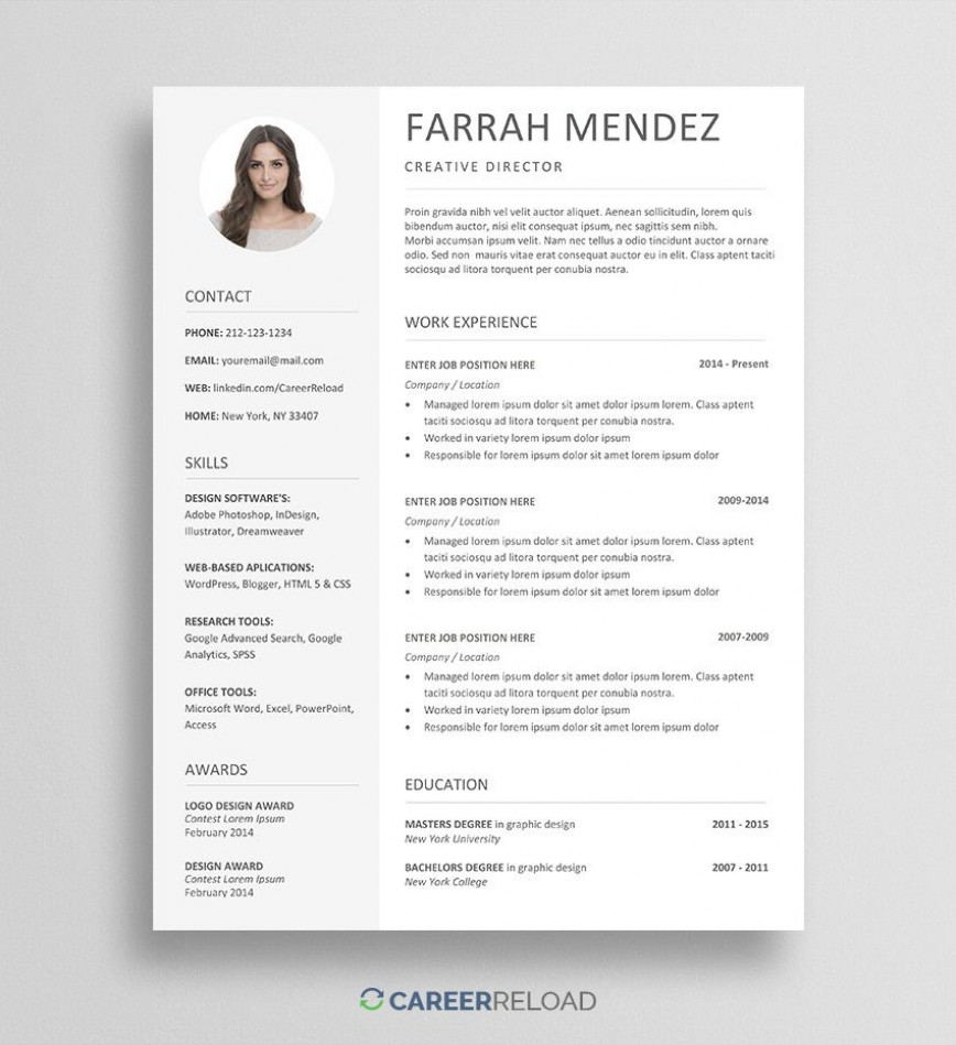 free microsoft word resume templates addictionary simple high modern layout entry level Resume Microsoft Word Free Resume Templates 2015