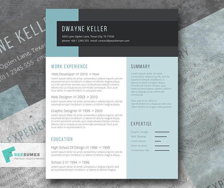 free one resume templates awesome microsoft word template japanese format objective Resume Free Awesome Resume Templates Microsoft Word