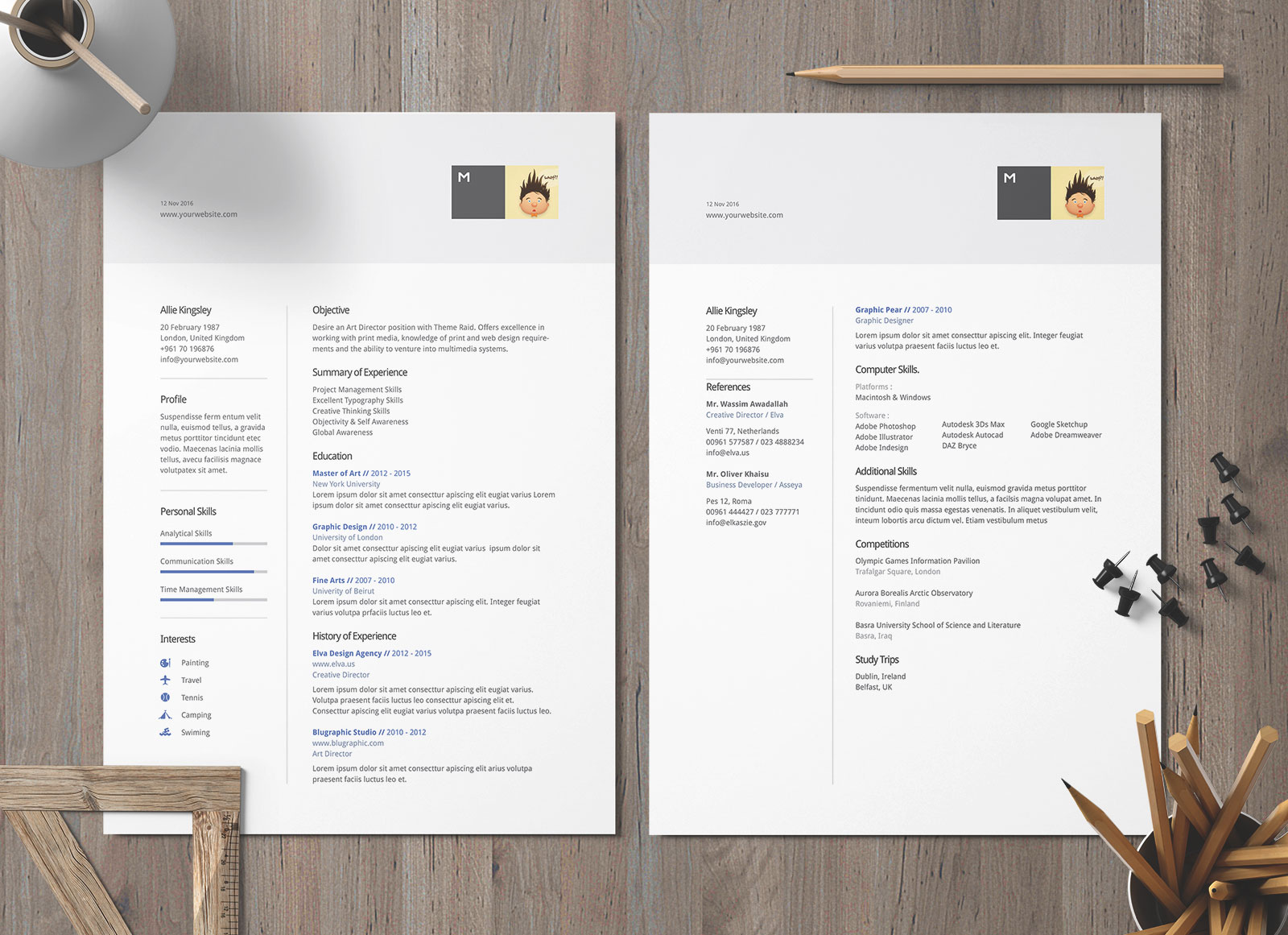 free perfect resume template and cover letter for architects designers good architecture Resume Architecture Resume Template