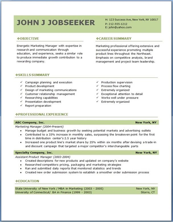 free professional cv templates to resume template creative word credit risk ats test cool Resume Cascade Resume Template Free