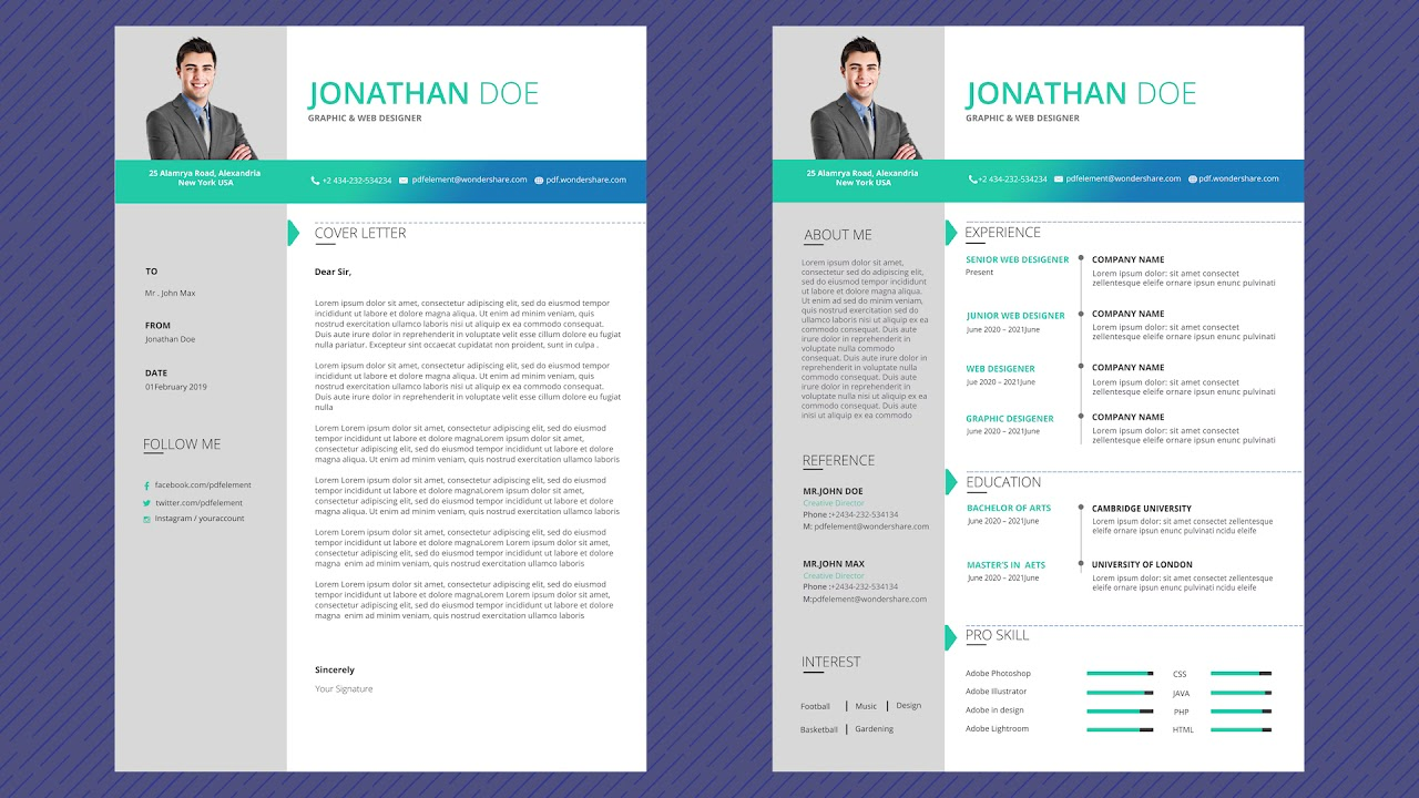 free professional resume template magic color pro colors scanner peer tutor design your Resume Professional Resume Colors