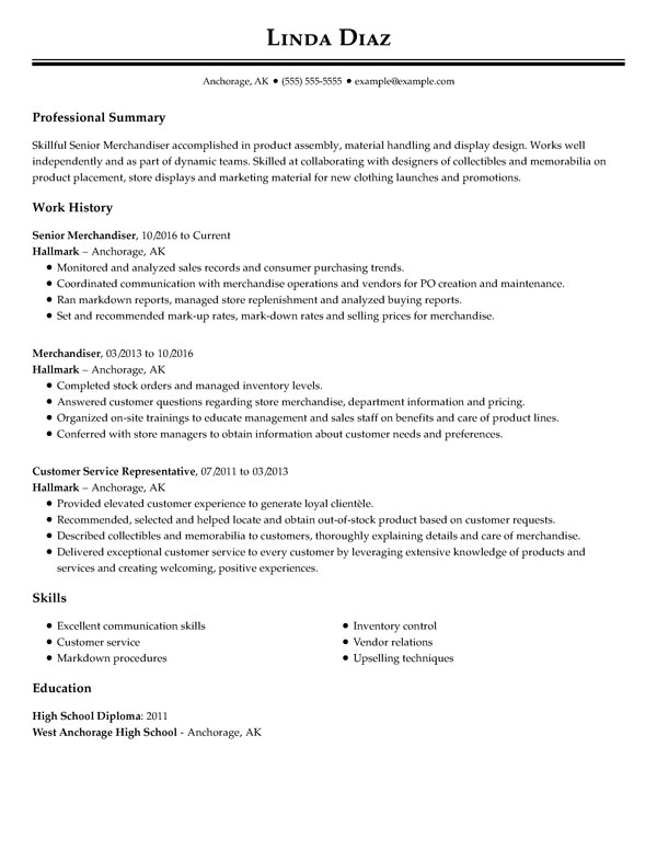 free professional resume templates for my perfect template senior merchandiser sample Resume Perfect Resume Template