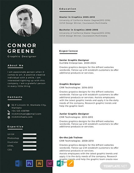 free resume cv templates word indesign apple publisher illustrator template net editable Resume Free Resume Templates Editable