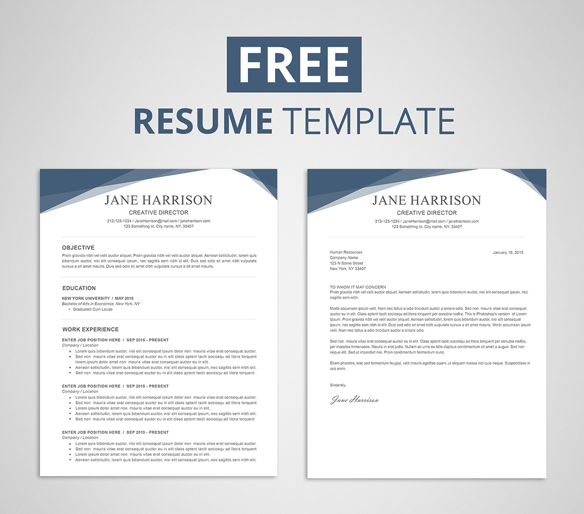 free resume template for word photoshop graphicadi job interests reddit college skills Resume Resume For Photoshop Job