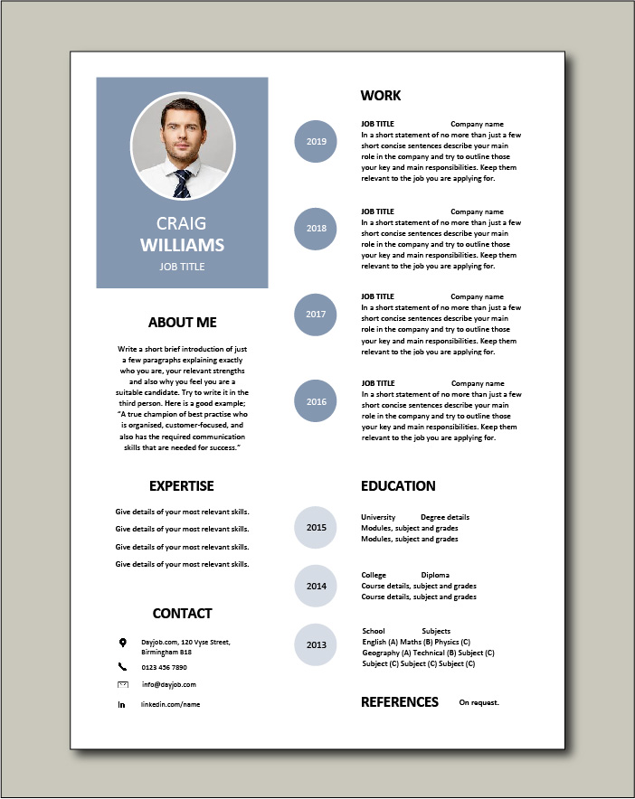 free resume templates examples samples cv format builder job application skills Resume Abbreviate Months On Resume