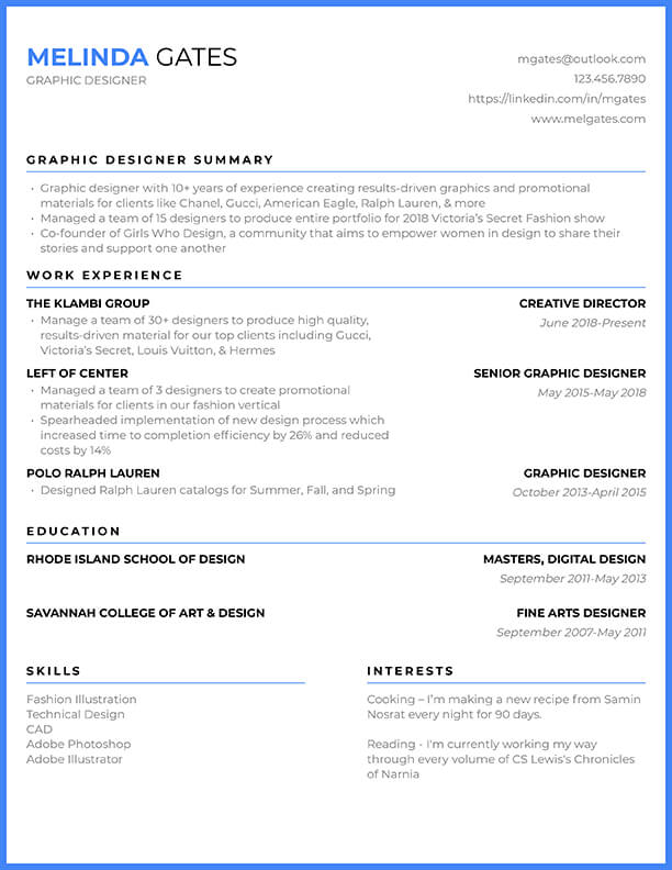 free resume templates for edit cultivated culture good interests template4 cover letter Resume Good Interests For Resume