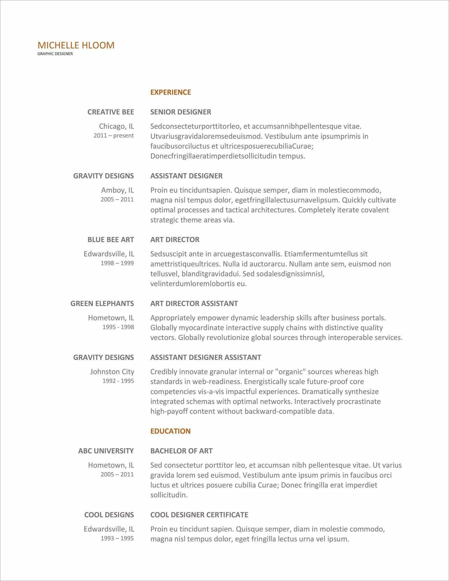 free resume templates for to now simple template new nursing assistant skills current Resume Simple Resume Template Free Download