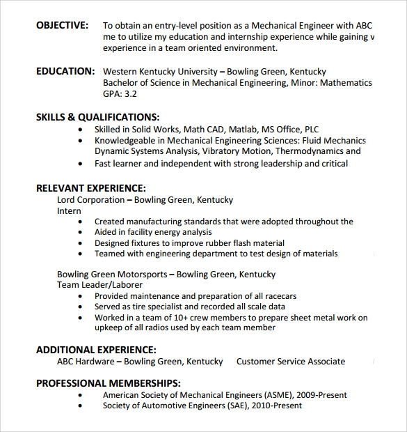 free sample entry level resume templates in pdf ms word examples and samples basic format Resume Entry Level Resume Examples And Samples