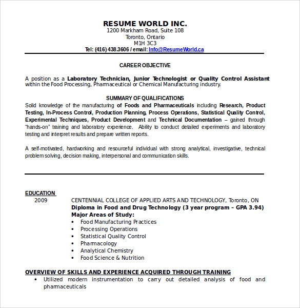 free sample food service resume templates in pdf ms word summary for assistant medical Resume Summary For Resume For Food Service