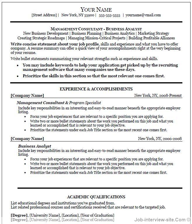 free top professional resume templates template solid1 server responsibility for crew Resume Professional Resume Template Free