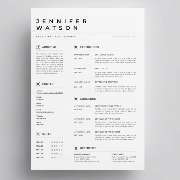 free vector elegant resume template material handler job description fill up form auto Resume Elegant Resume Template