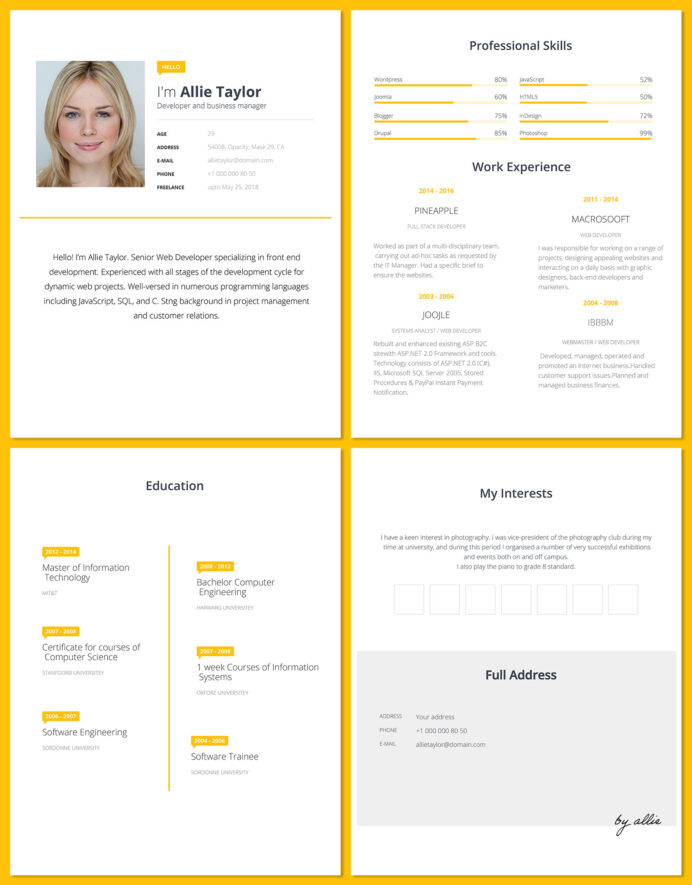 free word resume template for software developers good developer simple dance college Resume Software Developer Resume Template Word
