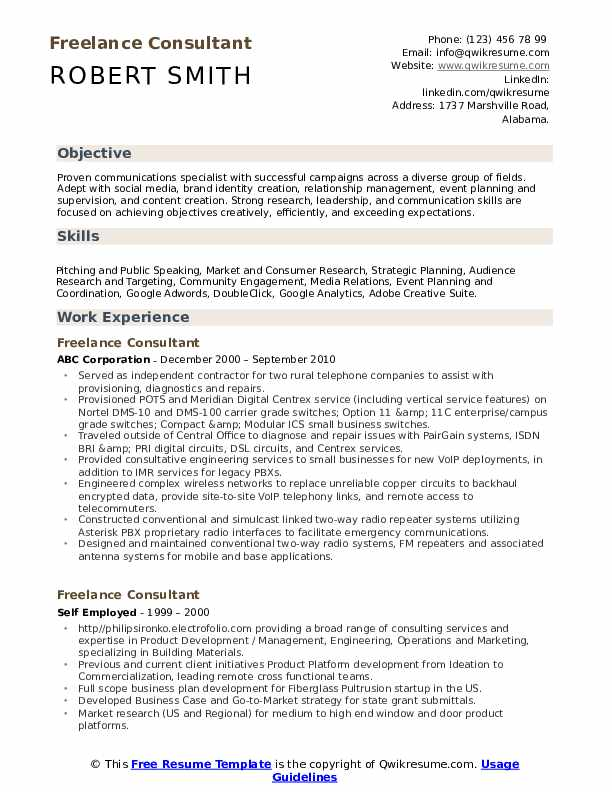 freelance consultant resume samples qwikresume consultation services pdf image hd for Resume Resume Consultation Services