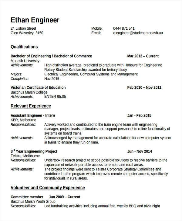 fresher lecturer resume templates free word pdf format template teacher experience Resume Lecturer Experience Resume