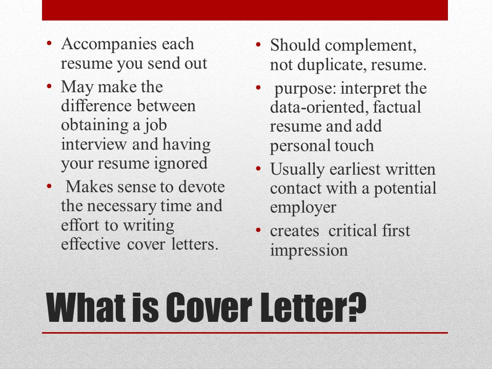 from alison doyle on about difference between cover letter and resume is accompanies each Resume Difference Between Cover Letter And Resume