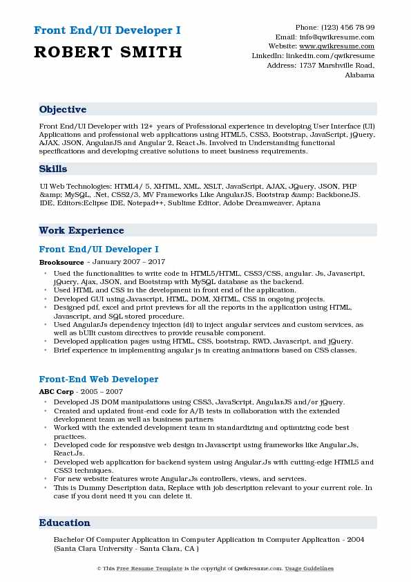 front end ui developer resume samples qwikresume react native example pdf interpreter job Resume React Native Resume Example