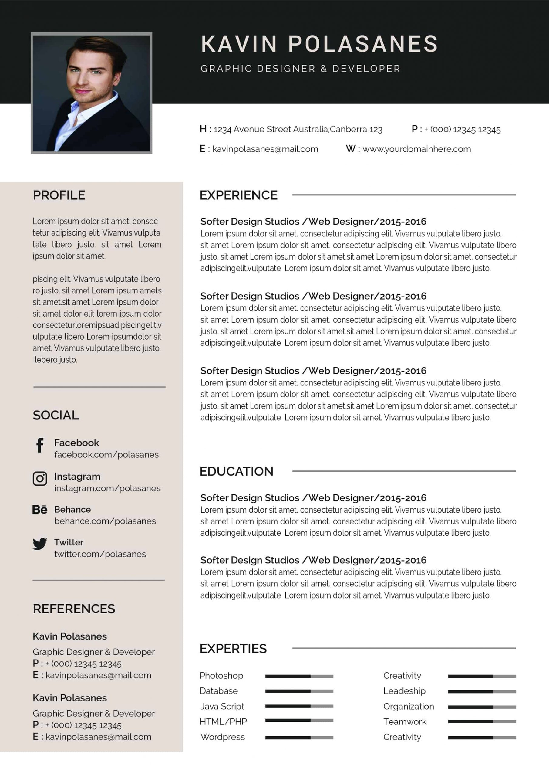 functional resume template templates for word core free scaled professional coaching Resume Core Functional Resume Template For Word Free