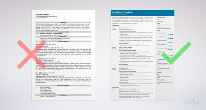 general manager resume template guide examples skills for example entry level mechanical Resume Skills For General Manager Resume