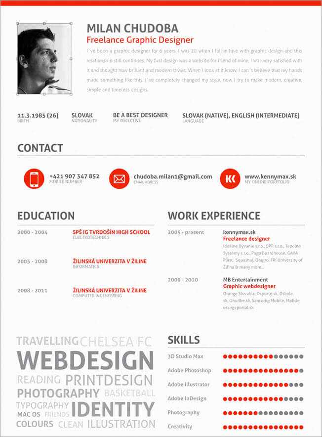 graphic design resume guide example and templates for freelance telephone operator job Resume Freelance Graphic Design Resume