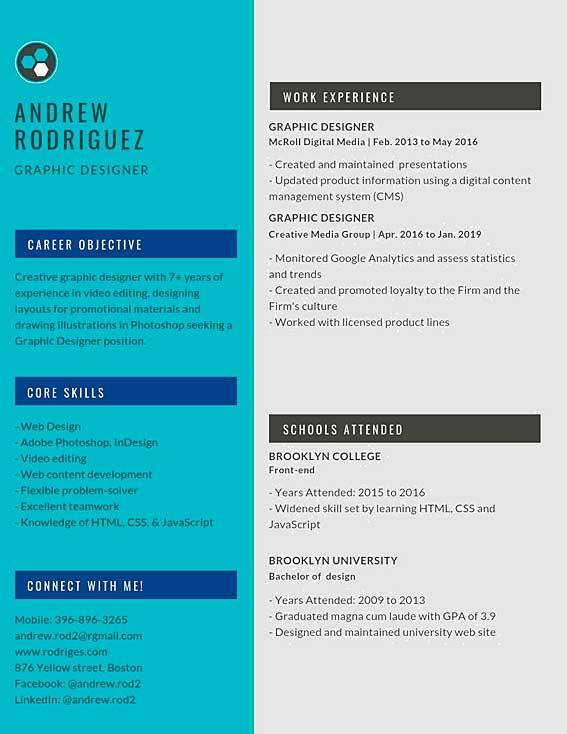 graphic designer resume samples templates pdf resumes bot objective statements example Resume Graphic Designer Resume Objective Statements