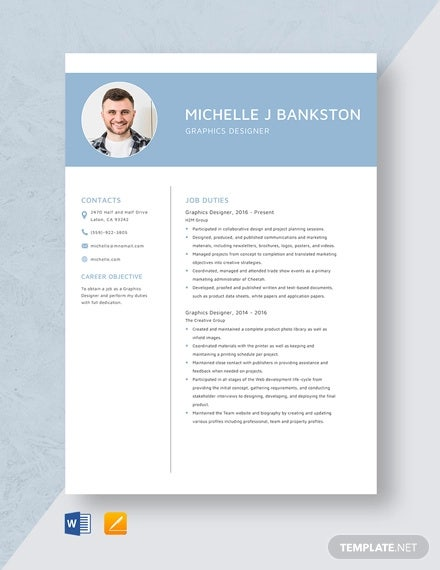 graphic designer resume template free word pdf format premium templates senior sample Resume Senior Graphic Designer Resume Sample