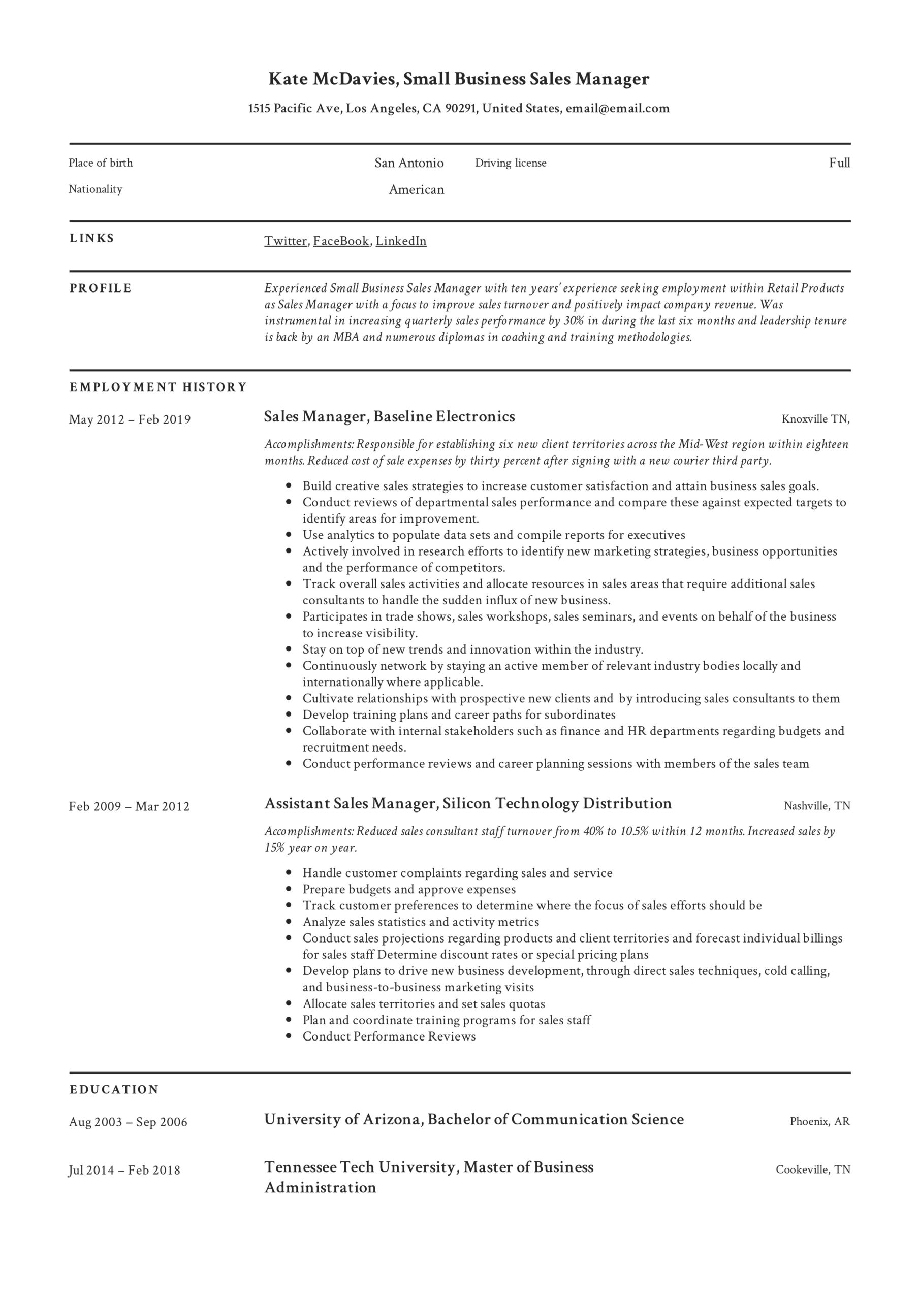 guide small business manager resume x12 sample pdf retail training example specialist Resume Retail Training Manager Resume