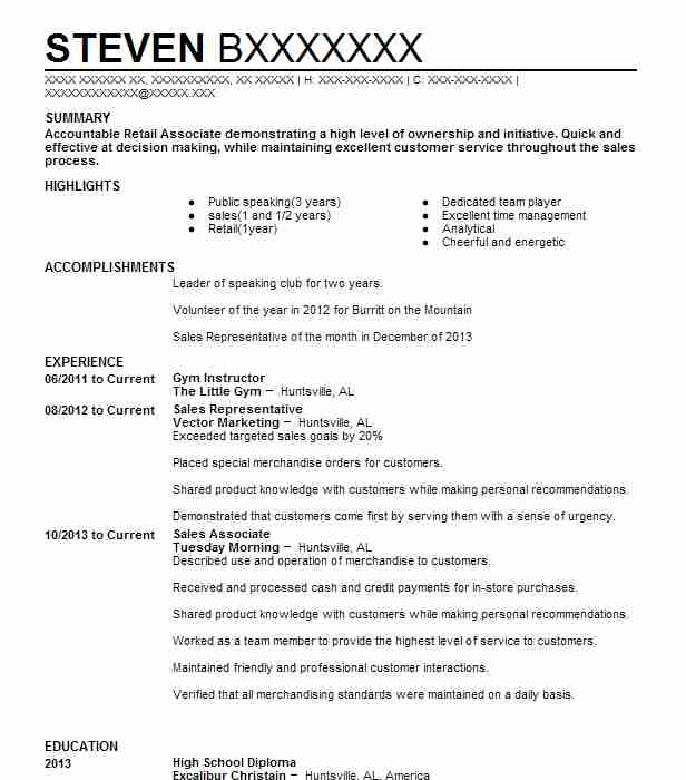 gym instructor resume example resumes livecareer for trainer job computer knowledge sous Resume Resume For Gym Trainer Job