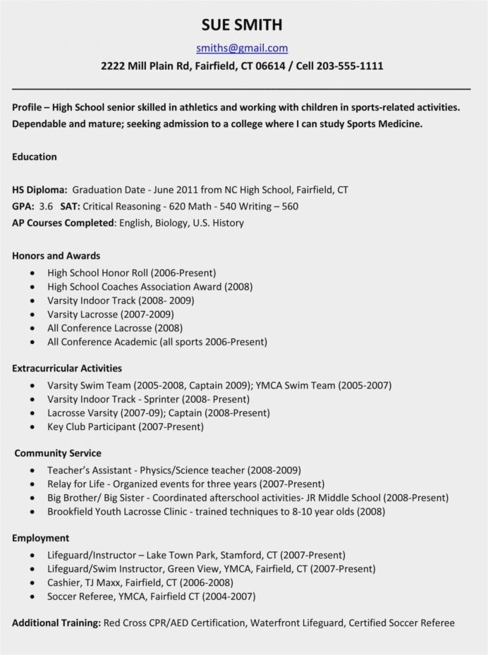 high school resume examples for college applications sample medical application scaled Resume Medical School Application Resume Examples