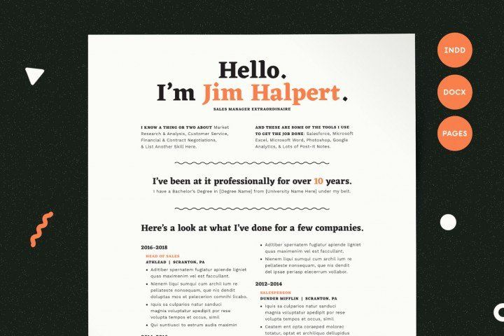 human voiced resume example lovely clean template by adeevaresume examples cv cover Resume Human Voiced Resume Example