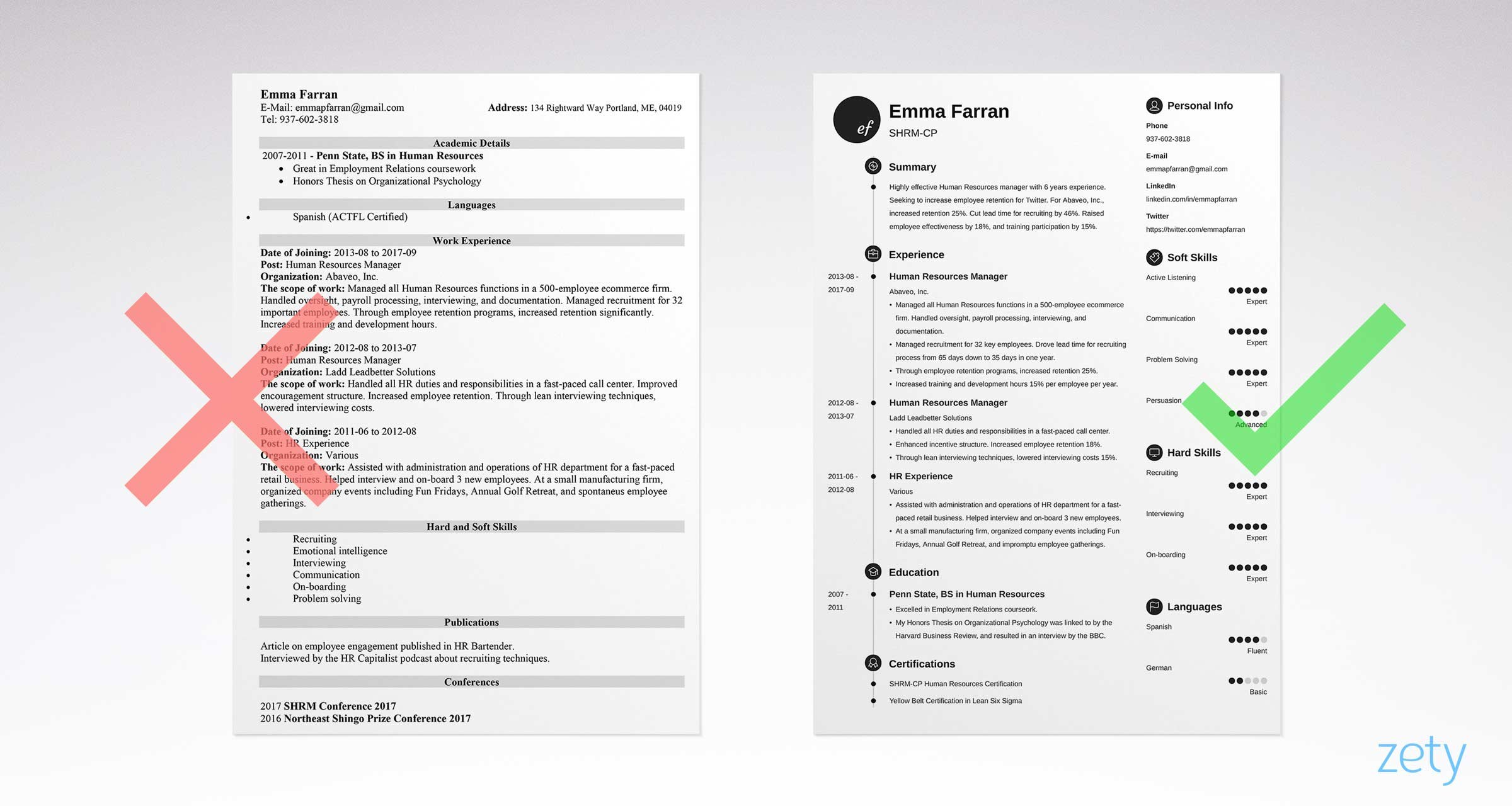 infographic resume templates examples builder simple template profile samples retired Resume Simple Infographic Resume Template