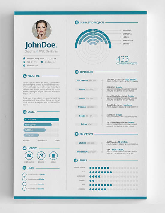 infographic resume templates free premium simple template piece limousine dispatcher with Resume Simple Infographic Resume Template