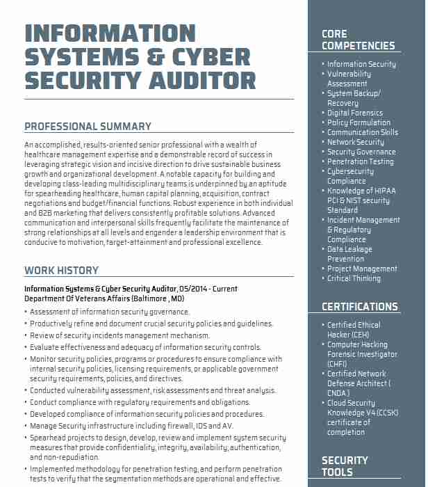information security auditor resume example diamond logistics incorporated mansfield sap Resume Sap Security Audit Resume