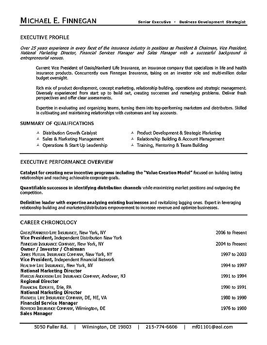 insurance resume example sample format for industry executive14a procurement analyst Resume Resume Format For Insurance Industry