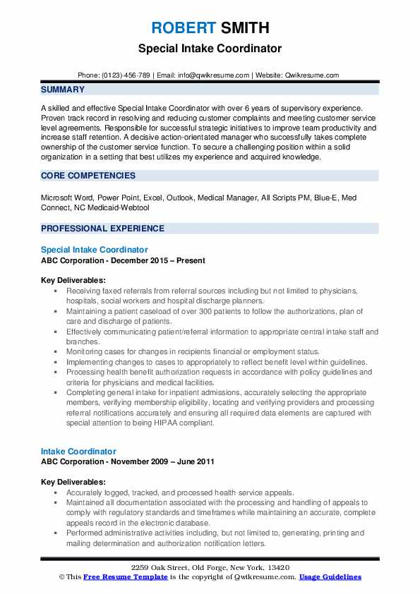 intake coordinator resume samples qwikresume home health pdf and cover letter words with Resume Home Health Intake Coordinator Resume