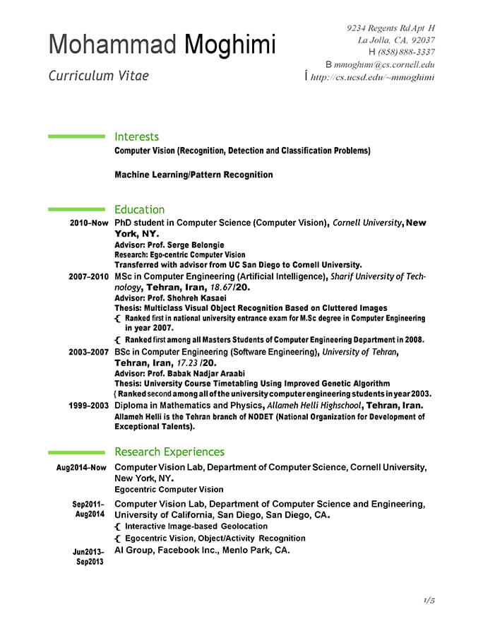internship resume template and job related tips hloom for google cover letter objective Resume Resume For Google Internship