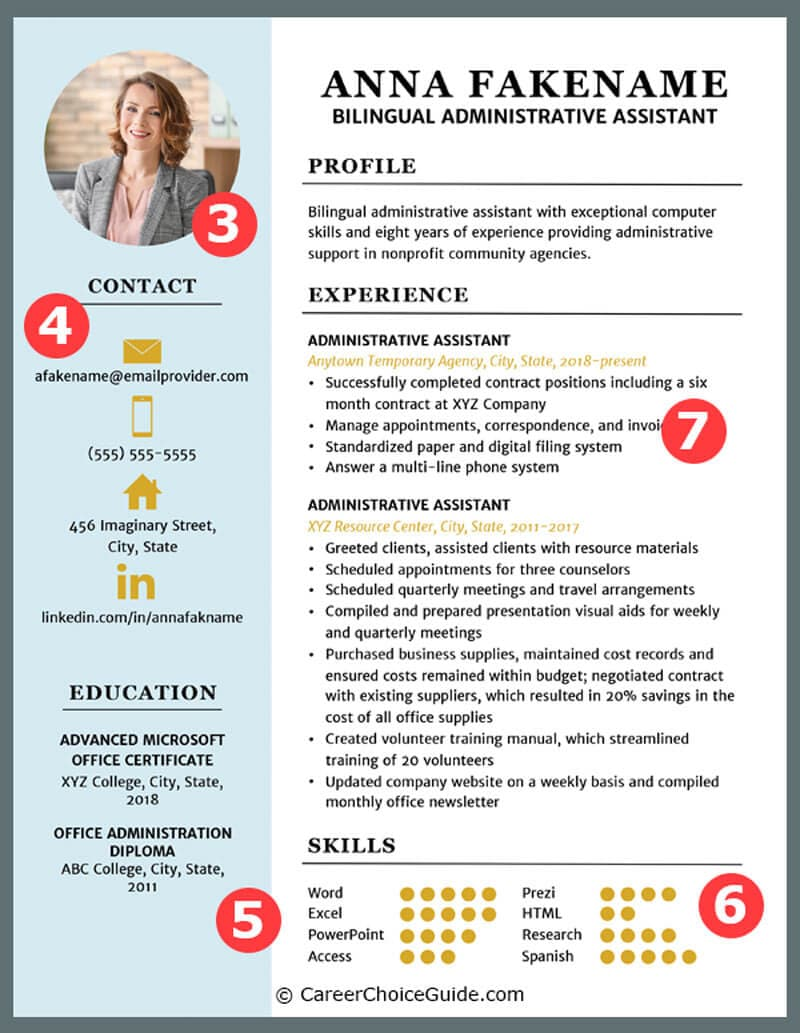is creative resume design ruining your job search two column format informational Resume Two Column Resume Format