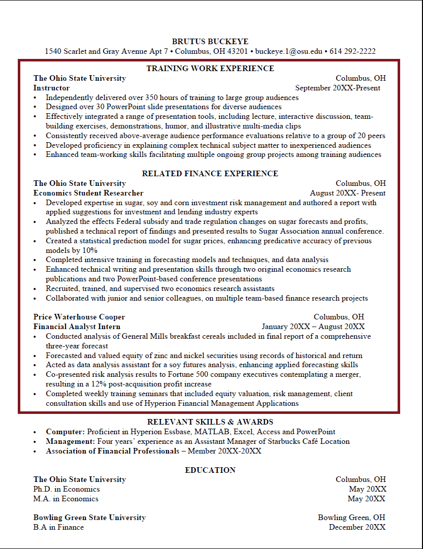 is resume transforming your cv into current job tense experience info 1rygp06 product Resume Resume Current Job Tense