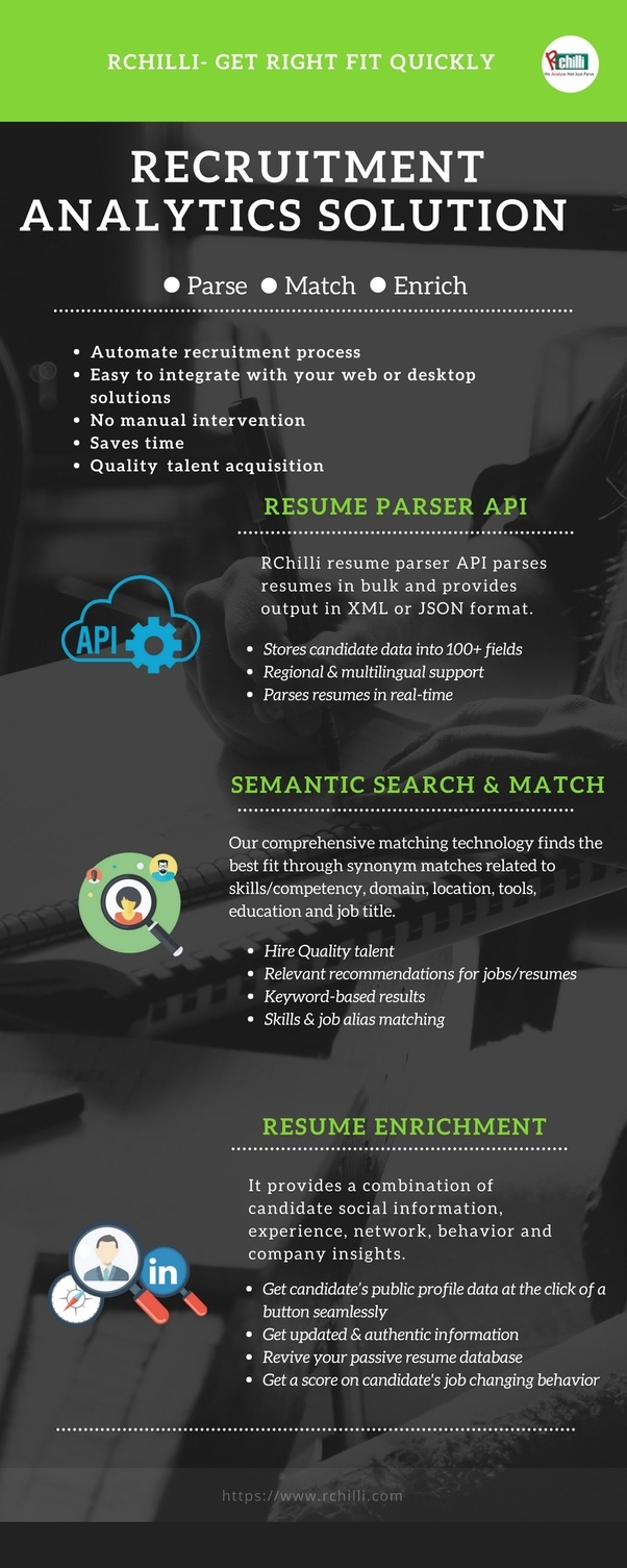is the best resume parser quora parsing and matching legal assistant objective rbt Resume Resume Parsing And Matching
