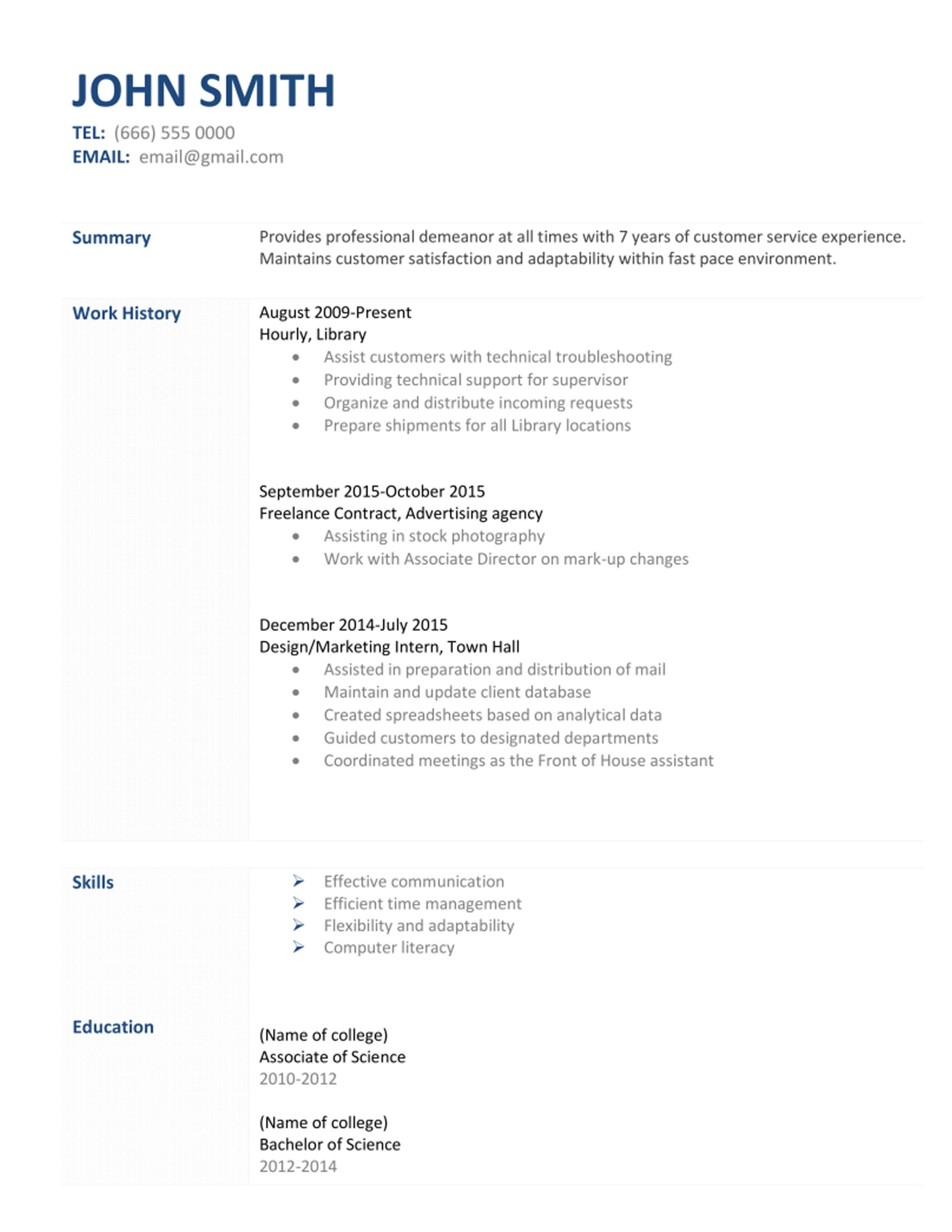 it hard to write resume when you have nothing say resumes flexible and adaptable Resume Flexible And Adaptable Resume