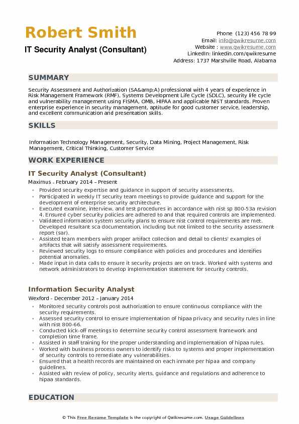 it security analyst resume samples qwikresume cyber entry level pdf software engineer Resume Cyber Security Resume Entry Level