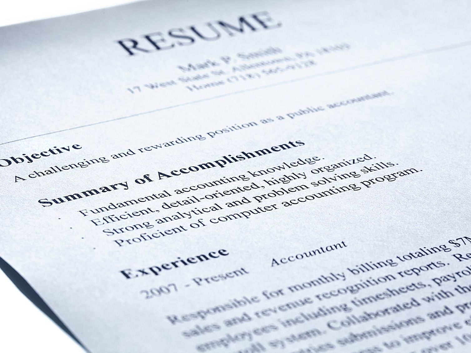 it technician resume example with summary statement information technology examples Resume Information Technology Resume Examples 2019