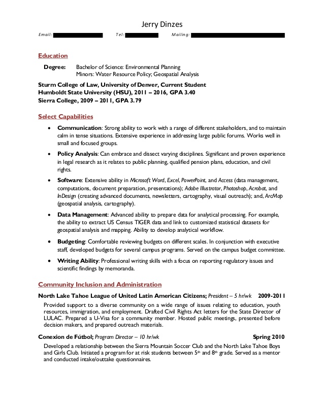 jerry dinzes professional resume floor supervisor examples pmp example collection manager Resume Professional Resume Denver
