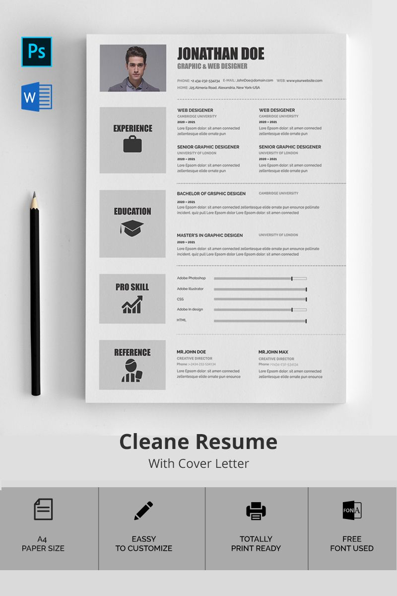 jonathan doe cv resume template templates martial arts experience best file type for tmcf Resume Martial Arts Experience Resume